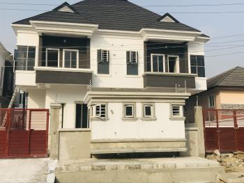 Four Bedroom Semi Detached House with Bq, Oral Estate, Lekki Expressway, Lekki, Lagos, Semi-detached Duplex for Sale