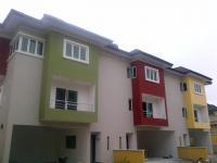 Beautifully Finished 3 Bedroom Terrace House With Boys Quarters, Ikota Villa Estate, Lekki, Lagos, 3 Bedroom Terraced Duplex For Rent