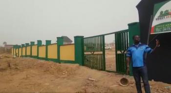 Plots of Land for Sale in Abeokuta, Beside Funaab Satellite Campus, Mawuko Abeokuta, Abeokuta South, Ogun, Residential Land for Sale