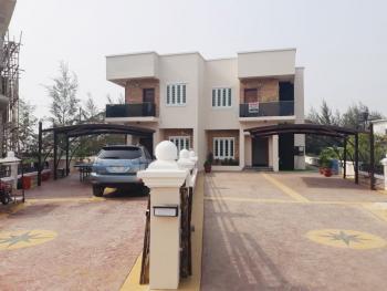 Four Bedroom Semi Detached House with Swimming Pool, Megamound Estate, Ikota Villa Estate, Lekki, Lagos, Semi-detached Duplex for Sale