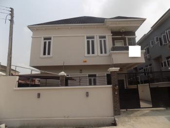 Magnificent 4 Bedroom Luxury Fully Detached Duplex with a Room Bq, Osapa, Lekki, Lagos, Detached Duplex for Sale