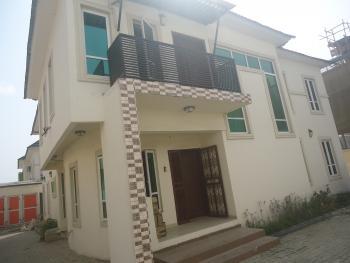 Brand New 5 Bedroom Detached Duplex with 3 Room Bq, Pinnock Estate, Osapa, Lekki, Lagos, Detached Duplex for Rent