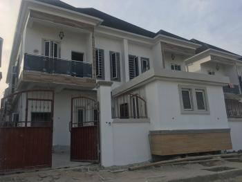Newly Built and Well Finished 4bedroom Semidetached Duplex with a Room Bq at Orchid Road Lekki Lagos, Orchid Road Eleganza Lekki Lagos, Lekki Expressway, Lekki, Lagos, Detached Duplex for Sale