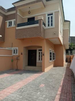 Beautifully Built 4 Bedroom Semi Detached Duplex with a Bq, Westend Estate, Ikota Villa Estate, Lekki, Lagos, Semi-detached Duplex for Rent