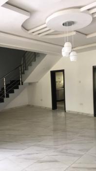 Luxury 4 Bedroom Terraced Duplex, Paradise Estate, Chevron Drive, Lekki, Lagos, Terraced Duplex for Rent
