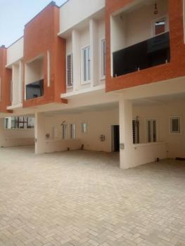 Newly Built Serviced 4 Bedroom Terraced Duplex, Lekki Expressway, Lekki, Lagos, Terraced Duplex for Rent