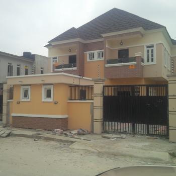 New 4bedroom Duplexwith  Bq, Ikota Villa Estate, Lekki, Lagos, Semi-detached Duplex for Rent