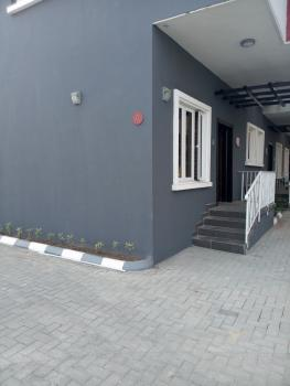 One Room Self Contained Service Apartment, Osapa, Lekki, Lagos, Terraced Duplex for Rent