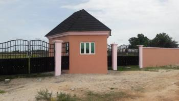 Commercial Lot with C of O, It Is Facing The Tarred Road By Dangote Refinery, Ibeju Lekki, Lagos, Commercial Land for Sale