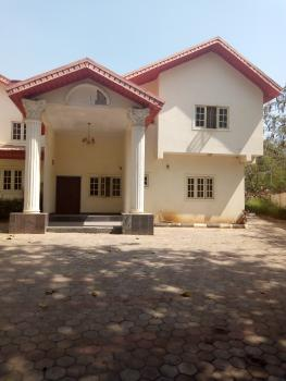 5 Bedrooms Semi-detached Duplex with 3 Self Contained Rooms, Off Ibb Buleavard, Maitama District, Abuja, Semi-detached Duplex for Rent