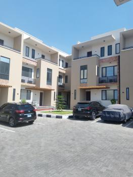 4 Bedrooms Serviced Terraced Duplex with a Servant Quarter, Off Ibb Buleavard, Maitama District, Abuja, Terraced Duplex for Rent