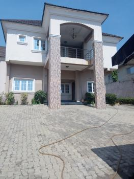 5 Bedrooms Semi-detached with 2 Rooms Servant Quarters, Off Ibb Buleavard, Maitama District, Abuja, Semi-detached Duplex for Rent