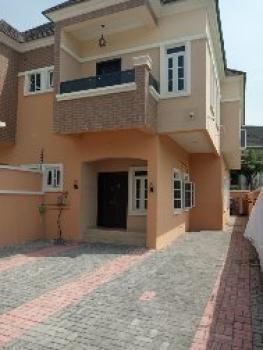 Brand New 4 Bedroom Duplex with a Room Bq, Westend Estate, Off Lekki County Homes, Ikota Villa Estate, Lekki, Lagos, Detached Duplex for Rent