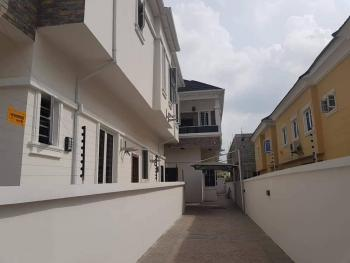 Lovely 4  Bedroom Semi Detached Duplex Plus Bq, Vgc, Lekki, Lagos, Semi-detached Duplex for Sale