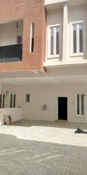 4 Bedroom Terrace Duplex, Off Orchid Hotel Road, Lafiaji, Lekki, Lagos, House for Rent