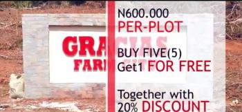 Gracias Farm Land, General Hospital,pan University, Epe, Lagos, Commercial Land for Sale