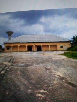 6 Units of 3 Bedroom Flat and a Warehouse, Ikot Ekpene, Akwa Ibom, Warehouse for Sale