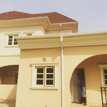 New Built Duplex, Jabi, Abuja, Semi-detached Duplex for Rent