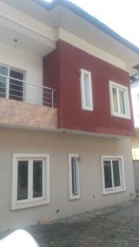 Newly Built 4 Bedroom Semi Det. Duplex Plus a Bq, Lekki Phase 1, Lekki, Lagos, Semi-detached Duplex for Rent