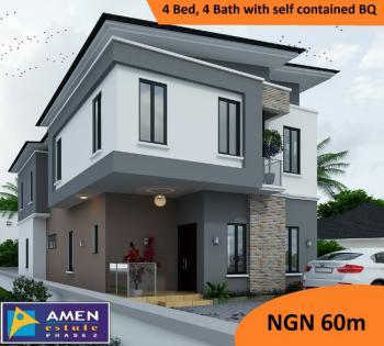 Land, Amen Estate Phase 2, Eleko Beach Road, Ibeju Lekki, Lagos, Mixed-use Land for Sale