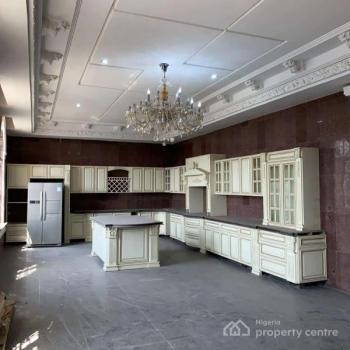 Brand New 6 Bedroom Fully Detached Ambassadorial Mansion, Maitama District, Abuja, Detached Duplex for Sale