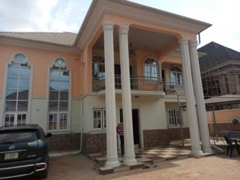 an Exquisite and Reserved Duplex of 5 Bedrooms All Ensuit , 2 Bdrm Bq,security Hse, Soundproof Gen. Quality Fittings Like Jacuzzi., Area B, Behind Concord Hotel, New Owerri, Owerri, Imo, Detached Duplex for Sale
