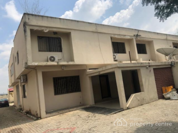 Decent 2 Wings of 5 Bedroom Semi Detached Duplex with 2 Rooms Bq Each, Ideal for Both Residential/commercial Use, Maitama District, Abuja, Semi-detached Duplex for Sale