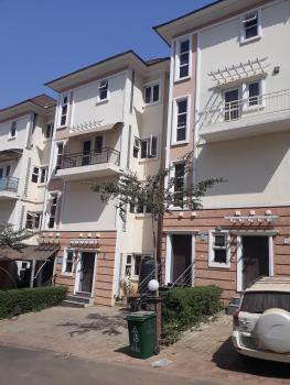 Brand New & Luxury 4 Bedrooms Condominium in a Serviced Estate, Brains and Hammers Estate, Near Garki, Galadimawa, Abuja, Terraced Duplex for Rent