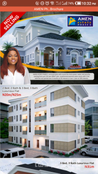 Plots of Land for Sale at Amen Estate Phase 2 Lekki, Amen Estate Phase 2, Eleko Beach Road, Off Lekki Epe Express Road, Eleko, Ibeju Lekki, Lagos, Residential Land for Sale