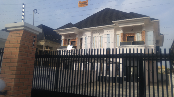 Brand New 4 Bedroom Semi-detached Duplex with Bq, Thomas Estate, Ajah, Lagos, Semi-detached Duplex for Sale