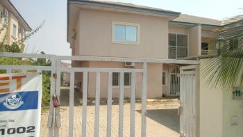 Serviced 4 Bedroom Semi Detached Duplex with 2 Room Bq, Jabi, Abuja, Semi-detached Duplex for Rent