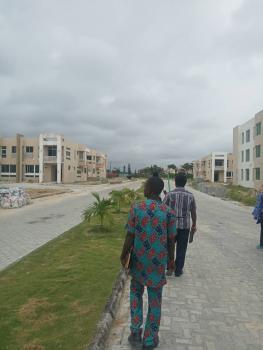 3 Bedroom Terrace Duplex with Bq, Monastery Road, Behind Shoprite, Sangotedo, Ajah, Lagos, Terraced Duplex for Sale