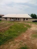 2500 Square Metre Land With 2 Nos 3 Bedroom Residential Bungalow, Trans Ekulu, Enugu, Enugu, 6 Bedroom, 6 Toilets, 4 Baths Land For Sale