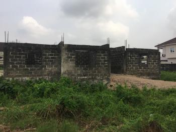 2 Units of Uncompleted 3 Bedroom Bungalow with Governors Consent, Greenland Estate, Olokonla, Ajah, Lagos, Semi-detached Bungalow for Sale