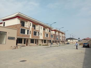 Well Finished Four Bedroom Terrace with 24 Hours Power, Ikate Elegushi, Lekki, Lagos, Terraced Duplex for Sale