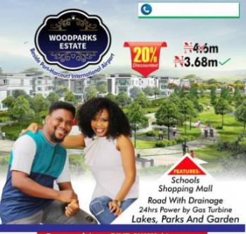Luxury 900sqm, Omagwa, Port Harcourt, Rivers, Residential Land for Sale