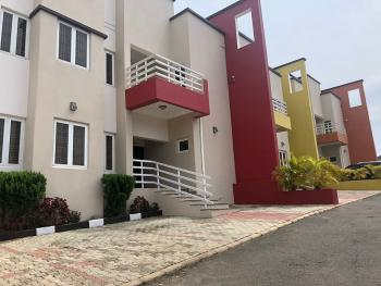 a Well Finished 3 Bedroomterrace Duplex House/attached Bq. Serviced with 24hours Light/air-conditioning Etc, Guzape District, Abuja, Terraced Duplex for Rent
