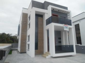 Well Finished 4 Bedroom Detached Duplex with Swimming Pool, Lakeview Park 2 Estate, Lafiaji, Lekki, Lagos, Detached Duplex for Sale