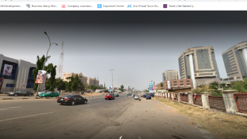 4000sqm Plot in Central Area, Herbert Macaulay Way, Central Business District, Abuja, Commercial Land for Sale