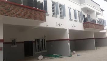 Serviced 4 Bedroom Duplex, Orchid Road, Lafiaji, Lekki, Lagos, Terraced Duplex for Sale