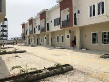 Newly Built 4-bedroom Terrace House, By Orchid Road, By Chevron Roundabout, Lekki Phase 1, Lekki, Lagos, Terraced Duplex for Sale