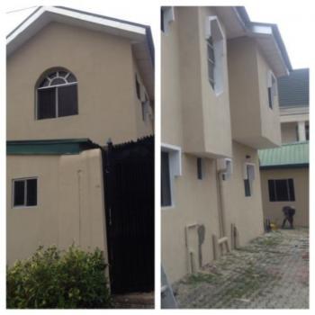4bed Duplex with 2bed Bq in Lekki Phase One, Hakeem Dickson Road, Lekki Phase 1, Lekki, Lagos, Detached Duplex for Rent