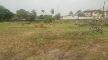 Land Measuring 4,000sqm in a Close, Fenced and Gated, Oduduwa Crescent, Ikeja Gra, Ikeja, Lagos, Residential Land for Sale