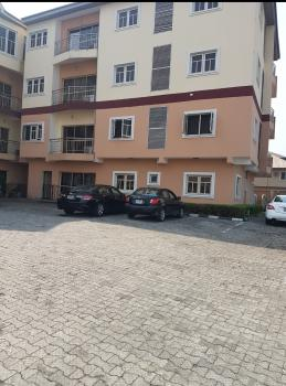 Upstairs-luxury Serviced 3bedroom Flat with Laundry Room and Store for Rent,osapa, Lekki, Canal View Estate, Shoprite Road,osapa London, Osapa, Lekki, Lagos, Flat for Rent