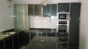 4 Bedroom Semi Detached House with 1 Room Bq Self Compound, Chevy View Estate, Lekki, Lagos, Semi-detached Duplex for Rent