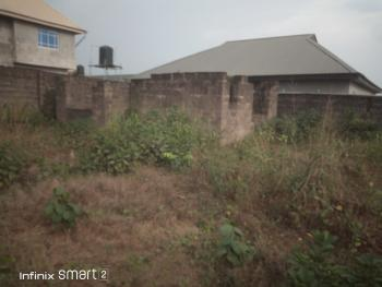 Mini Flat Uncompleted Setback on a Half Plot of Land in a Very Decent Area Fenced Gate, Unique Estate, Baruwa, Ipaja, Lagos, Detached Bungalow for Sale