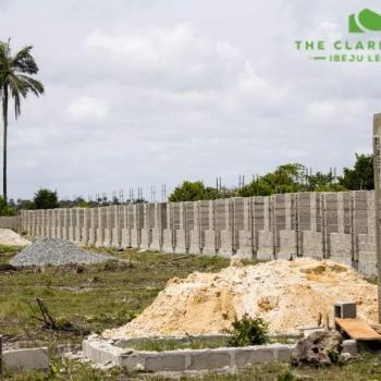 Land for Sale at The Claridge 2, Ibeju-lekki Lagos, The Claridge 2, Lekki Free Trade Zone, Lekki, Lagos, Residential Land for Sale