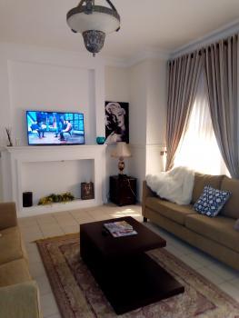 1 Bedroom Furnished and Serviced Flat, Off Ibb Buleavard, Maitama District, Abuja, Mini Flat for Rent