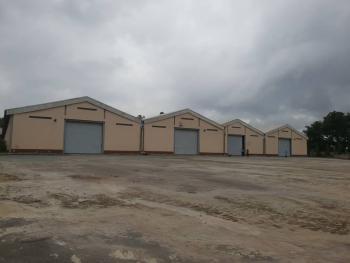 6,000sqm Warehouse, Off Atiku Abubakar Way, Idu Industrial, Abuja, Warehouse for Sale