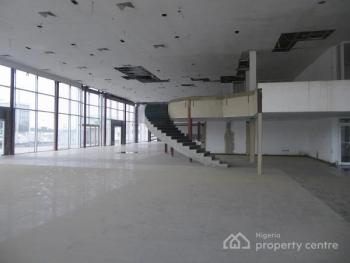 4,000sqm Show Room/warehouse, Ahmadu Bello Way, Kado, Abuja, Warehouse for Rent